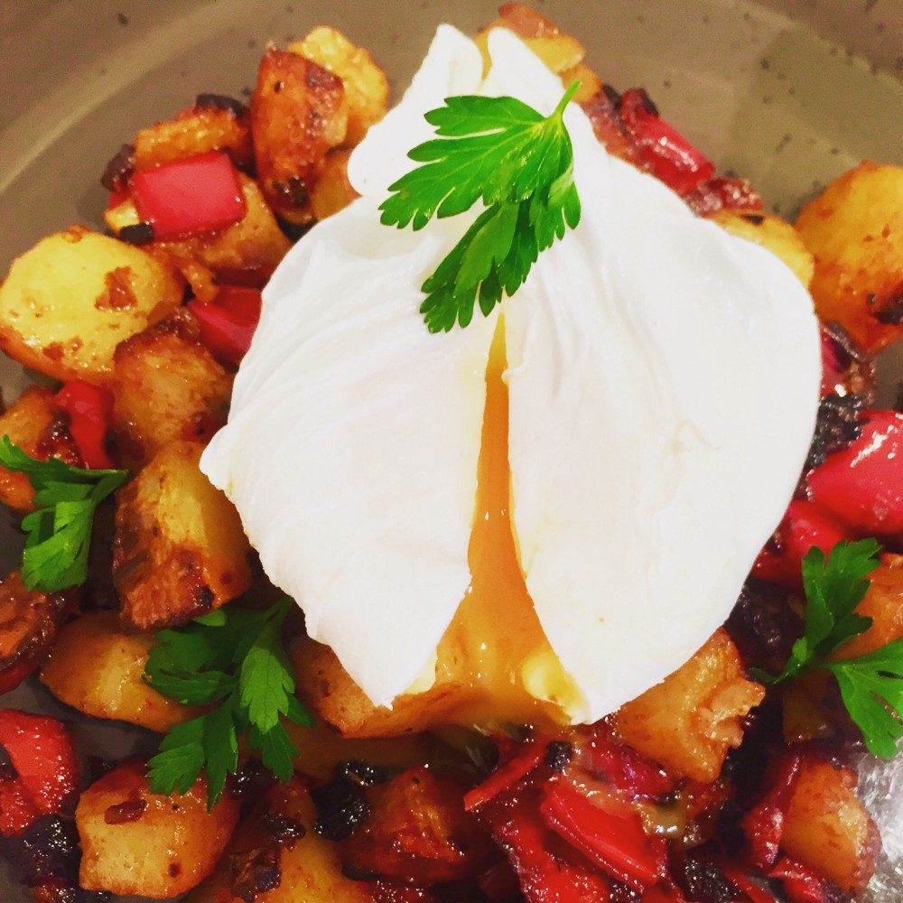 New York Style Breakfast Potatoes